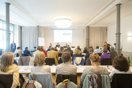 May 2015 - Topic of the month: Highlights of the 14th aidsfocus.ch conference