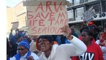 Medienmitteilung 2012: Das Recht auf Gesundheit auch für HIV-positive und aidskranke Menschen