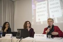 Communiqué de presse : La violence basée sur le genre: la coopération internationale face à ses responsabilités