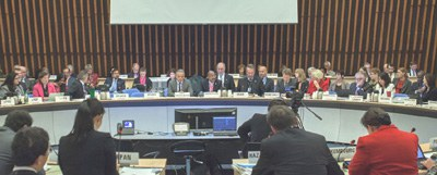 Thème du mois: 35e Conseil de l'ONUSIDA
