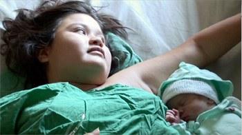 Schwangerschaft in der Adoleszenz – Zyklus der Armut
