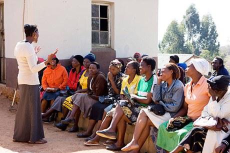 Swasiland: der Kampf gegen die Doppel-Epidemie muss dringend intensiviert werden